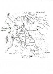 Map of Lycindtia